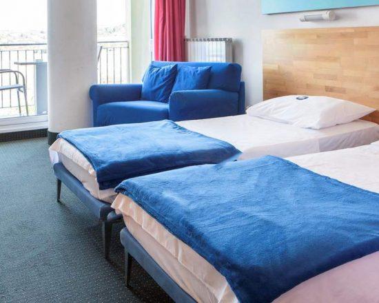 Hotel Olender - troposteljna soba