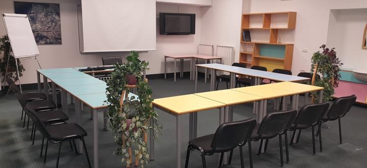konferenčna soba - hotel oleander